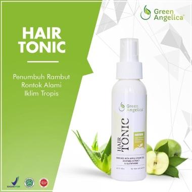 Telah Hadir Di Indonesia Hair Tonic Penumbuh Rambut